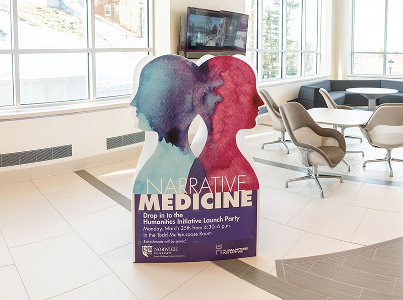 Narrative Medicine Popup